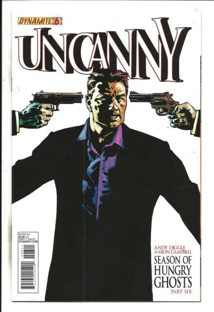 UNCANNY # 6 (DYNAMITE, 2014), NM NEW