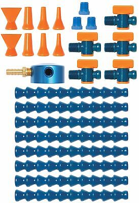 Magnetic Base Manifold Super Kit For 14 Loc-line Usa Original System 40480
