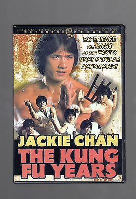 Jackie Chan: The Kung Fu Years (dvd) Narrated By Rick Baker, Brand