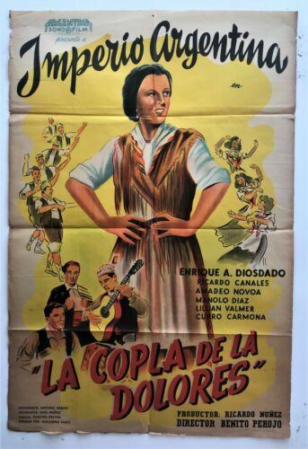La copla de la Dolores  Imperio Argentina, Alfredo Alaria, Lola Beltrán TODO24