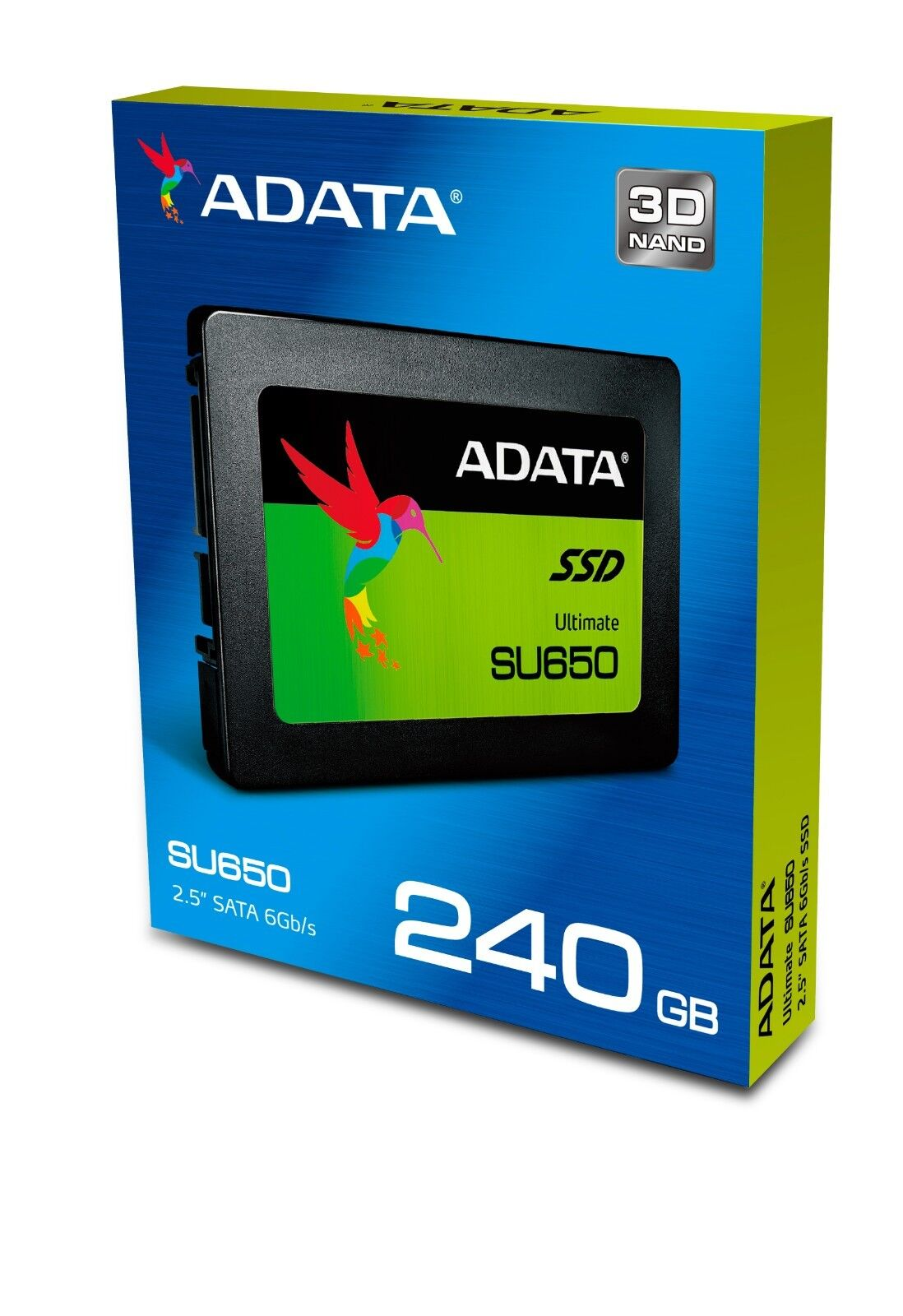 240GB SATA III 3D NAND Internal Solid State Drive SSD 240 GB