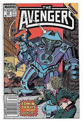 The Avengers #298 (Dec 1988, Marvel)
