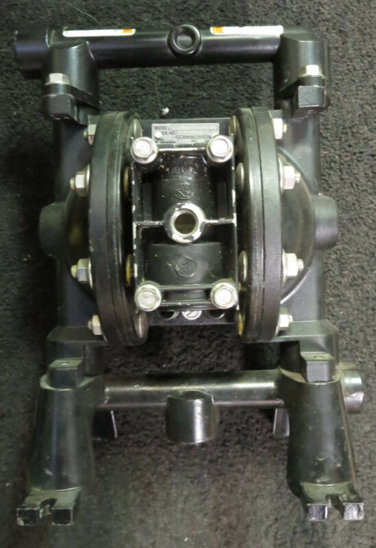 "Ingersoll-Rand PD05A-AAS-SSA-B Diaphragm Pump 1/2"""