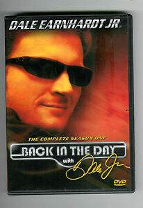NASCAR Dale Earnhardt Jr Back in the Day Season One 2 DVD set - 286 minutes
