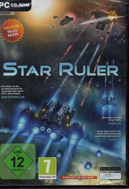 Star Ruler - PC - deutsch - Neu / OVP