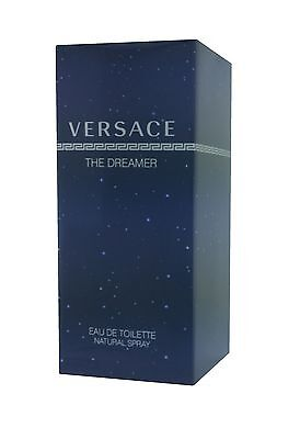 Versace The Dreamer EDT Eau de Toilette for Men NEU & OVP 100ml