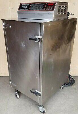 Southern Pride Sc 200-sm Smoke Chef Stationary Rack Electric Smoker 208v 4500w