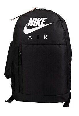 NIKE AIR BACKPACK + REMOVABLE NIKE PENCIL CASE BAG SCHOOL GYM CASUAL UNISEX