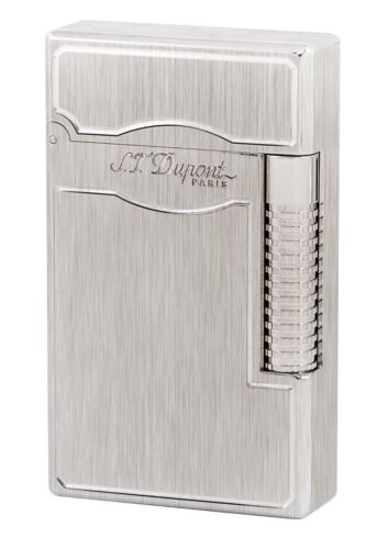 S.T. Dupont LeGrand Lighter With Dual Soft Flame & Torch, 023014 (23014), NIB