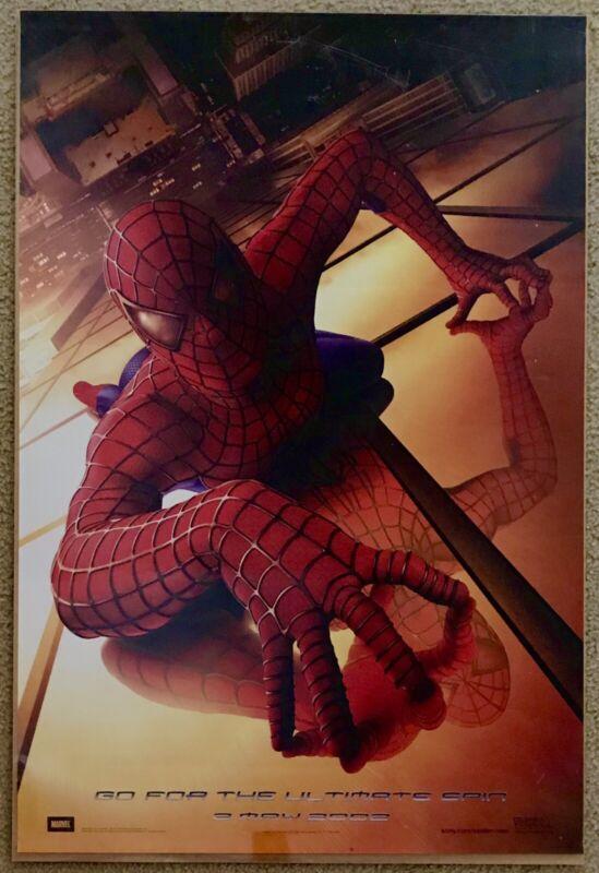 SPIDER-MAN Original Movie Poster