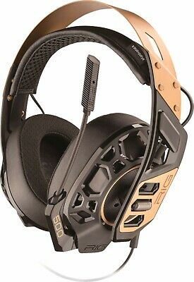 Plantronics RIG 500 Pro HC Gaming Headset Over Ear Wired 3.5mm for Xbox & PS4