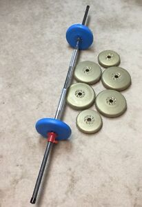 Barbells and Weights