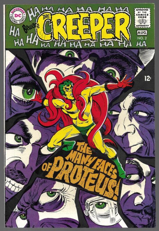 Beware the Creeper #2....DC Comics......VF-