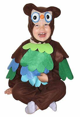 Babykostüm  Eule Kinder Kostüm Karneval Fasching süss - Baby Eule Kind Kostüme