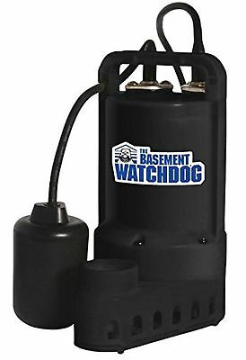 Basement Watchdog Sp-33t Submersible Sump Pump 3700 Gph