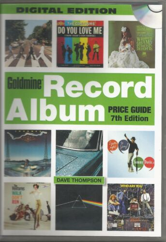 Goldmine Album Price Guide 7th Edition (Digital Edition)
