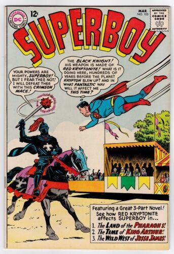 Superboy # 103 (1963) FN/VF