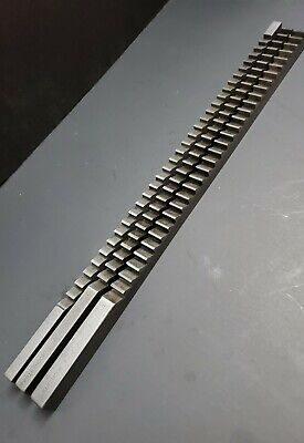 3pc Usa Davis Keyseater Broach Set 58 12 716 Keyway Machinist Hansford