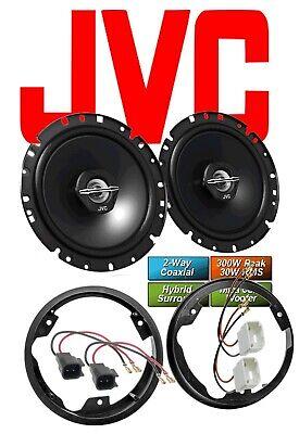 JVC Koax Lautsprecher für FORD S-MAX WA6  ab 05/2006 Türen vorne