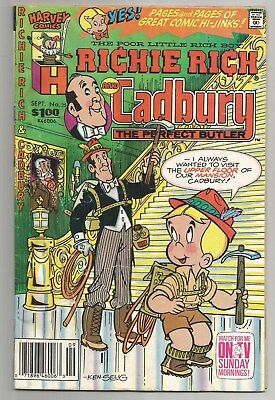 Richie Rich and Cadbury #25 1990