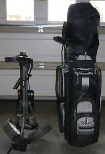 Cougar Precision Golf set plus extras Holsworthy Campbelltown Area Preview