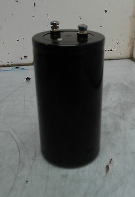 Siemens Electric Capacitor B43455-s5208-t2 450 V 2000 Uf Used Warranty
