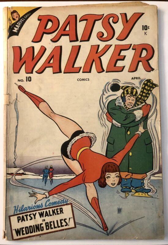 Patsy Walker #10  Low Grade