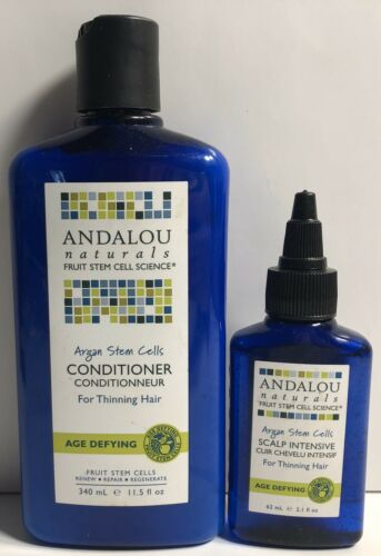 Andalou Naturals Argan Stem Cell Age Defying Conditioner, 11
