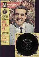 Musichiere 77/1960 Festival Di Napoli Sergio Bruni + Disco Flexi Lojacono -  - ebay.it