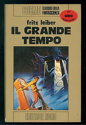 LEIBER FRITZ IL GRANDE TEMPO NORD 1975 COSMO ORO FANTASCIENZA
