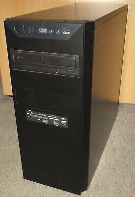 Antec VSK-4000er Serie ATX USB 3.0_Cardreader_Netzteil 550W_DVDRW