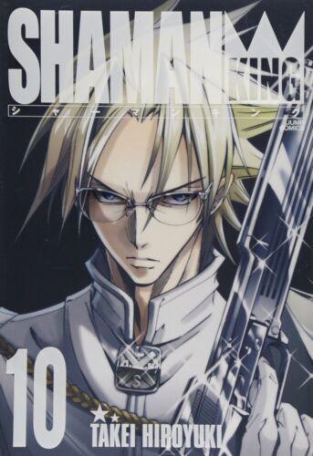 Hiroyuki Takei manga: Shaman King Kanzenban vol.10 Japan
