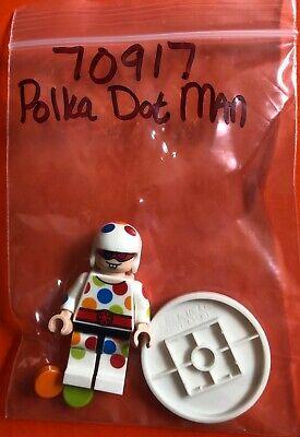 Lego 70917 Polka Dot Man Minifigure Batman Movie DC Comics Justice League