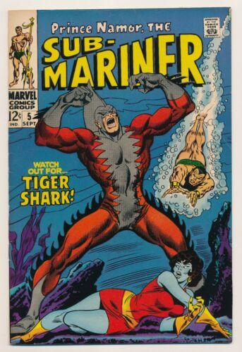 Sub-Mariner #5 (Sept 68)