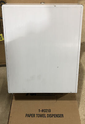 Stainless Steel Paper Towel Dispenser - Asi 0210 Lockable