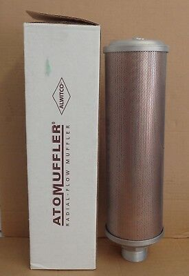 Ingersoll Rand Alwitco Compressed Air Dryer Muffler Mflr X20 2 Mpt 680455