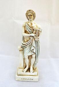 Apollo Ancient Greek God Of Light Sun Music Poetry