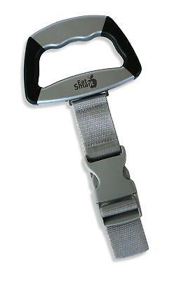 EatSmart Precision Voyager Digital Luggage Scale w/110 lb. Capacity & SmartGrip