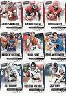 Panini Dallas Cowboys Football Trading Cards Set