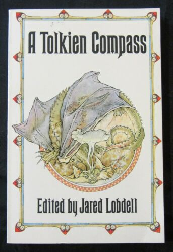 A TOLKIEN COMPASS BY JARED LOBDELL