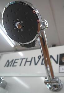 New Methven Futura Hi Rise Bathroom Shower Arm Dual Spray Melbourne CBD Melbourne City Preview