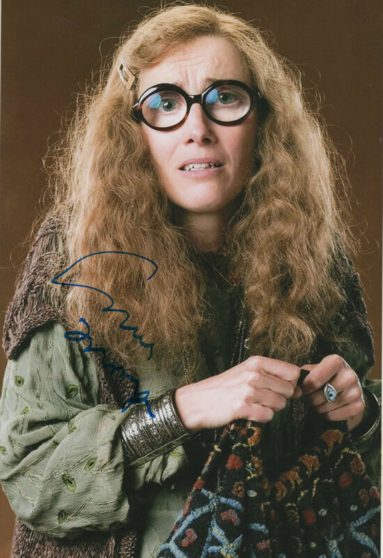 "Emma Thompson ""Harry Potter"" Autogramm signed 20x30 cm Bild"