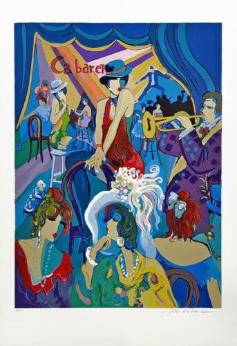 """Isaac Maimon """"cabaret"""" 1994 