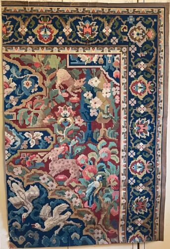 Beautiful 19th Century French Painting For Carpet Development (2007)