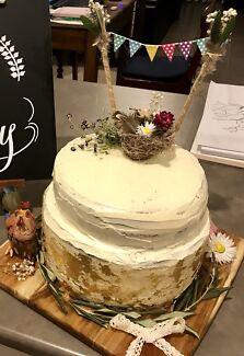 Rustic Wedding Cakes Birthday