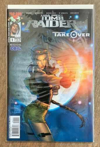 Tomb Raider Take Over Tony Daniel Top Cow / Image NM