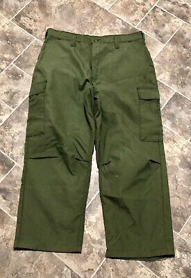 Wildland Fire Crewboss Type Pants 32-36 X 26 Firefighter Fire Usfsarmid Nomex