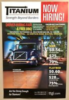 AZ DRIVERS WANTED - US OPENBOARD and US CROSSBORDER