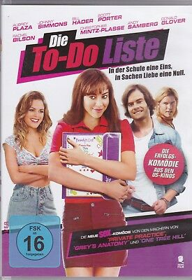DIE TO DO LISTE           - 6 Filme 2,99 Versand - ()
