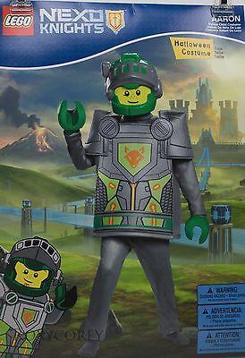 Halloween Lego Ninjago Aaron Boys Costume Size Small 4-6 - Ninjago Halloween Costume